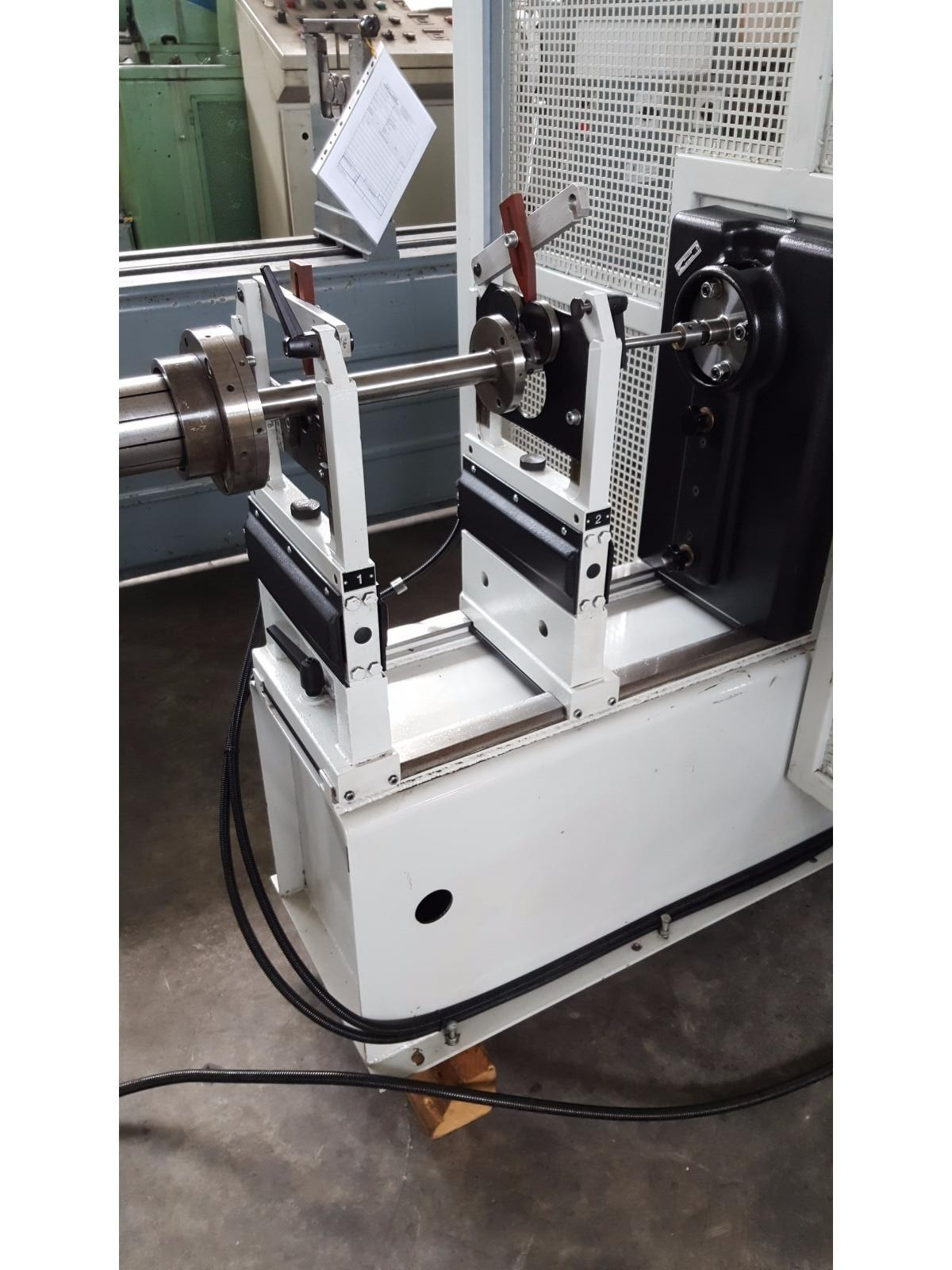 Equilibratrice a cnc CEMB