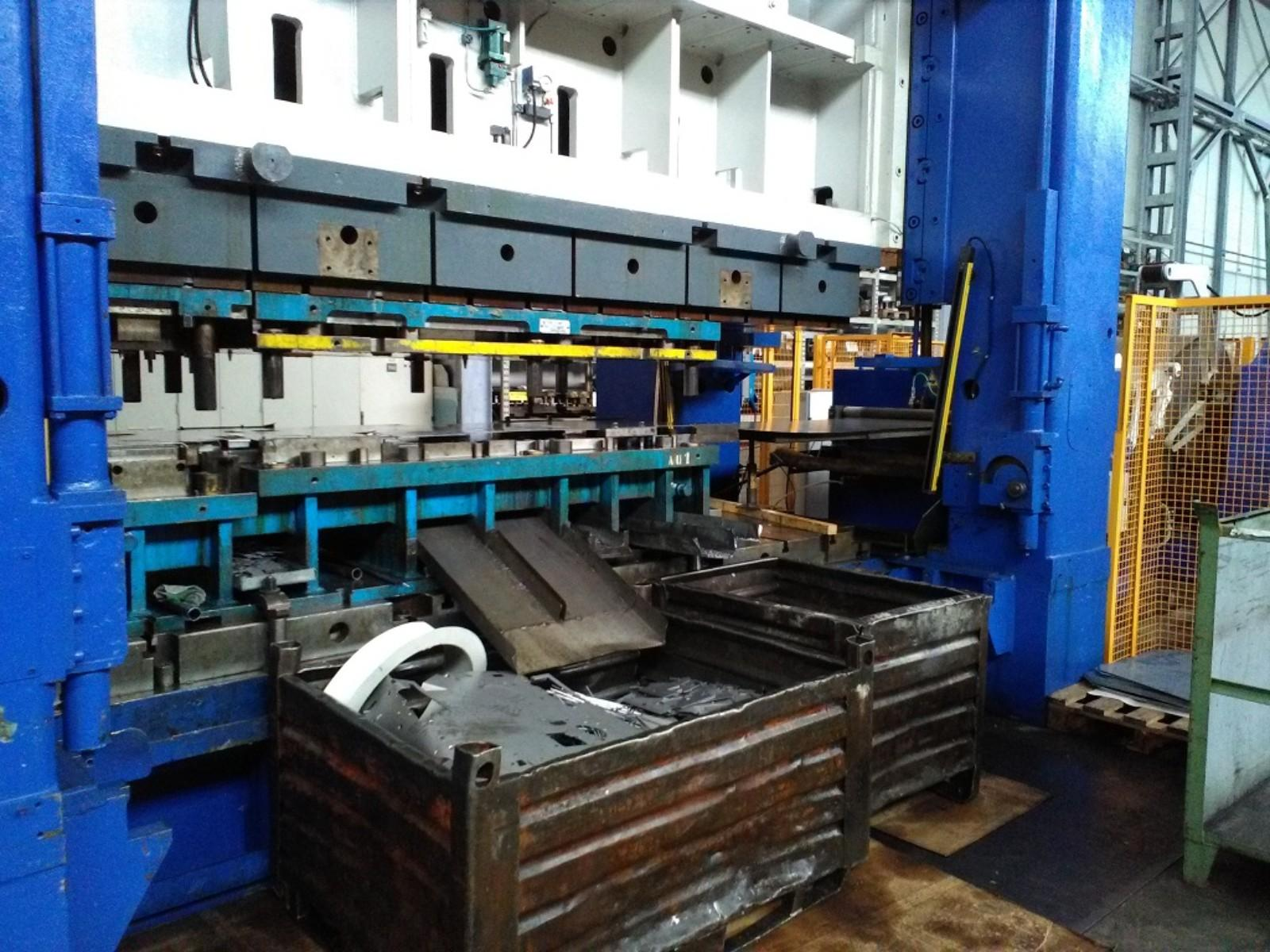Pressa SCHULER  TRANSFER PRESS