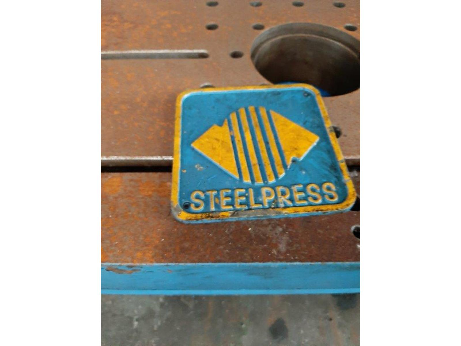 Pressa STEEL PRESS 160 TON