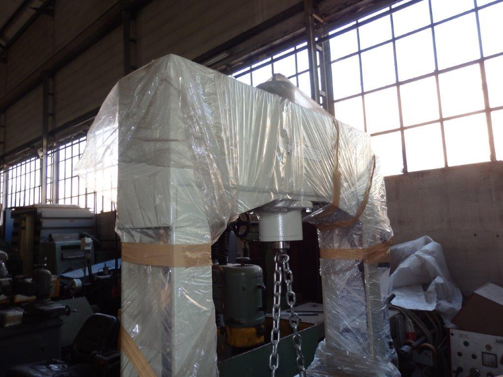 Pressa per officina nuova 50 ton for Pressa usata per officina
